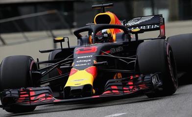 Gp Monaco: Ricciardo domina le libere