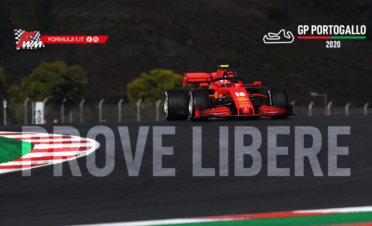 GP Portogallo, prove libere: segnali di vita dalle Ferrari