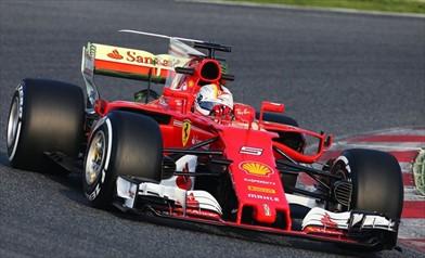 Gp Russia: Ferrari da urlo,è di Vettel la pole position