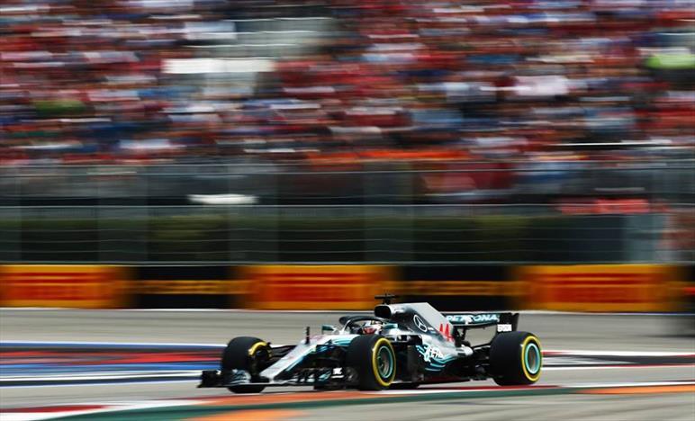 GP RUSSIA - PIRELLI: Hamilton vince con una strategia a un pit-stop (US -S)