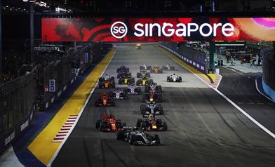 Gp Singapore 2018 - Gara - Analisi strategie - Gp Singapore 2018 - Gara - Analisi strategie
