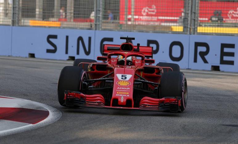 GP SINGAPORE - ANALISI QUALIFICHE: perchè Vettel voleva le UltraSoft per la prima parte di gara?