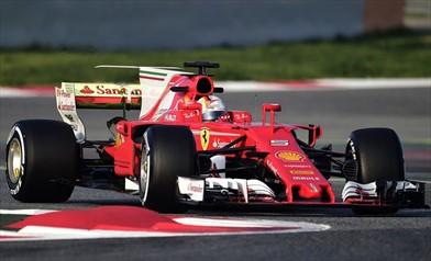 Gp Singapore: la Ferrari SF70H e Vettel sono i favoriti