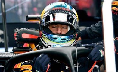 GP Singapore: Ricciardo il più veloce nelle prime libere - GP Singapore: Ricciardo il più veloce nelle prime libere