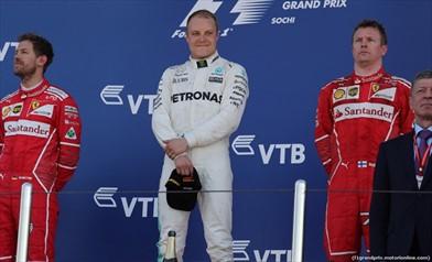 Gp Sochi: l'analisi della gara...e non solo