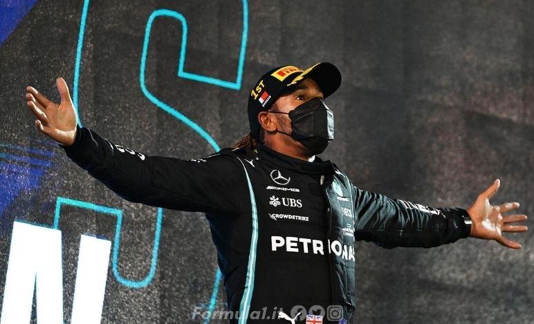Gp Spagna - Ancora una grande vittoria di Hamilton