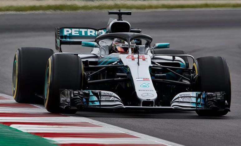 Gp Spagna - Dominio Hamilton, la Ferrari regala la doppietta
