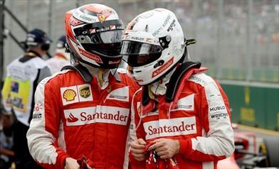 Gp Spagna: E' Raikkonen il più veloce