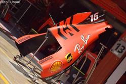 GP SPAGNA - FERRARI SF90: c'è una novità nella parta alta del cofano motore - GP SPAGNA - FERRARI SF90: c'è una novità nella parta alta del cofano motore