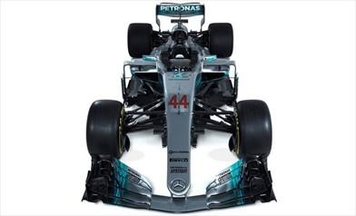 Gp Spagna: la Mercedes con una nuova pinna a Barcellona?