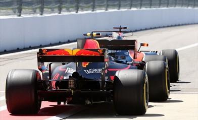Gp Spagna: la RedBull rivoluzionata riuscirà a combattere con Mercedes e Ferrari?