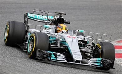 Gp Spagna: Mercedes con un pacchetto di aggiornamenti da 4 decimi al giro