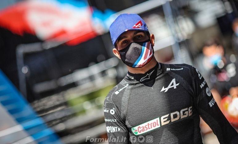 Gp Spagna - Prove libere - Alpine in continuo miglioramento