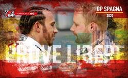 GP Spagna, prove libere: il baluardo Verstappen contro il dominio Mercedes