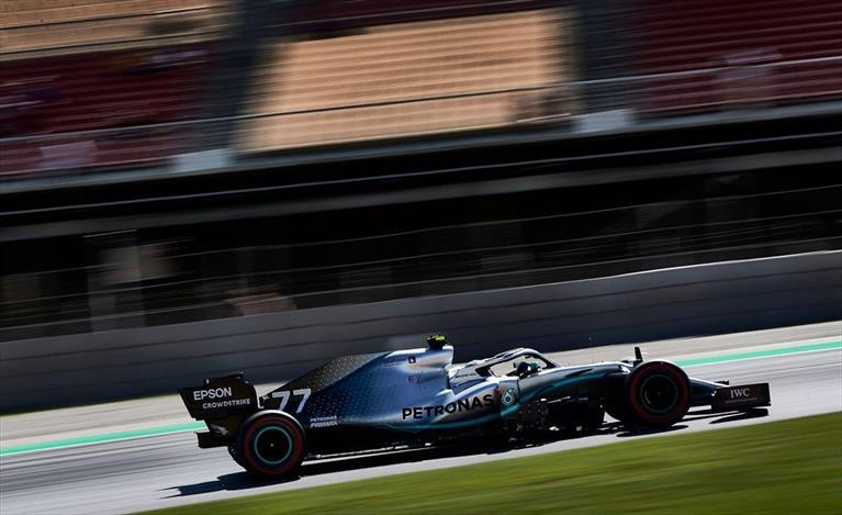 GP SPAGNA - QUALIFICHE: Continua il dominio Mercedes...