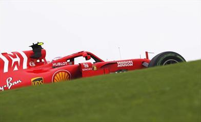GP STATI UNITI - PROVE LIBERE: Hamilton imbattibile sul bagnato e Vettel penalizzato di 3 posizioni