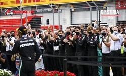Gp Stiria: Hamilton banchetta sugli avversari, profondo nero Ferrari