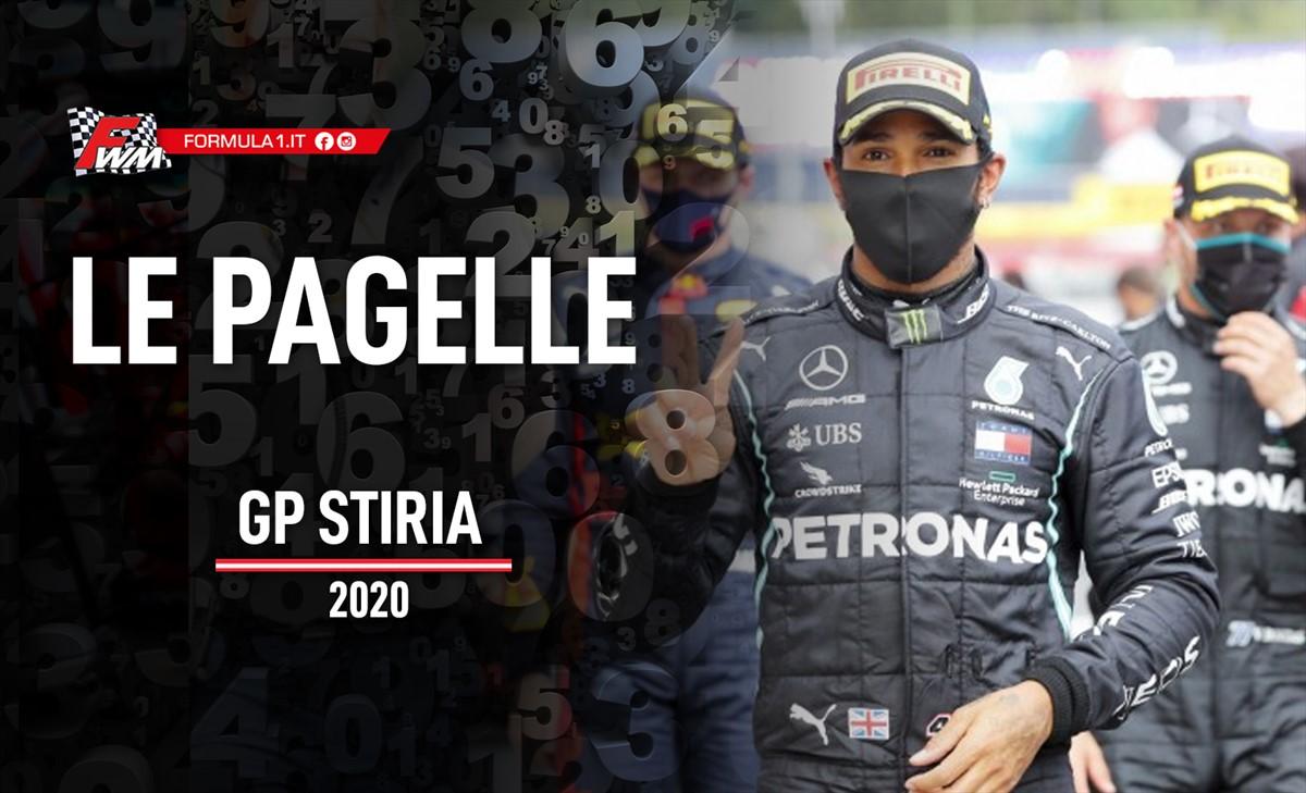 Gp Stiria: Harakiri Ferrari e il ritorno di Lewis. Le nostre pagelle
