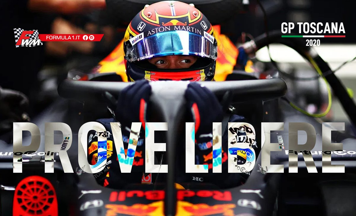GP Toscana, prove libere: Red Bull lancia la sfida alle velocissime Mercedes