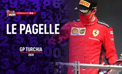 GP Turchia: le pagelle