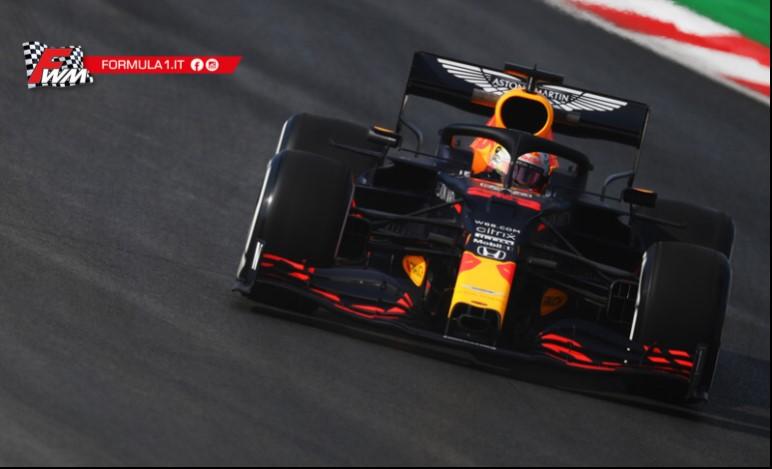 GP Turchia, prove libere: Verstappen il più veloce sul ghiaccio di Istanbul