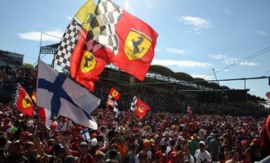 Gp Ungheria: Ferrari ha sorpreso Mercedes ...