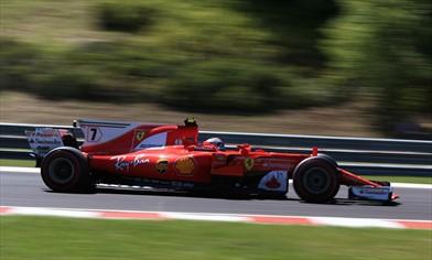 Gp Ungheria: Ferrari SF70H promuove gli sviluppi su entrambe le vetture