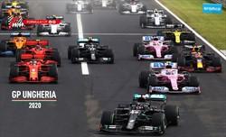 Gp Ungheria: Hamilton come Schumacher, Verstappen primo tra i mortali