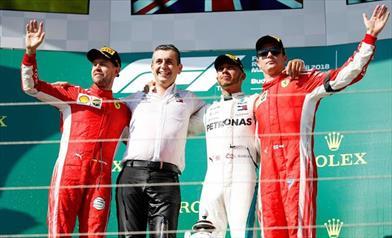 GP Ungheria, Hamilton domina con l'aiuto del team, Ferrari limita i danni