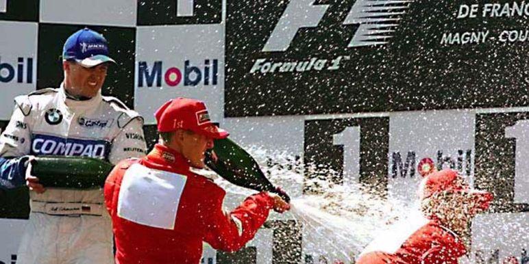 Gran Premio di Francia 2001 - Orari e informazioni - Formula1.it