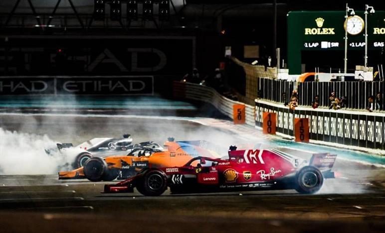 Grazie F1, tra immagini leggendarie, lacrime e destino si chiude il 2018