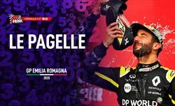 Hamilton da applausi, Mercedes ancora campione ad Imola. Le nostre pagelle del GP.