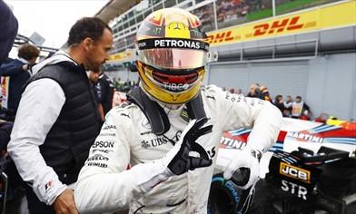 Hamilton: molti italiani sostengono anche me