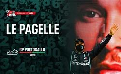 Hamilton riscrive la storia mentre Ferrari dà seganli di vita in Portogallo. Le pagelle del GP.