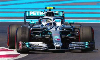 Hamilton scampa una sanzione per una svista nelle PL2, Bottas leader di giornata
