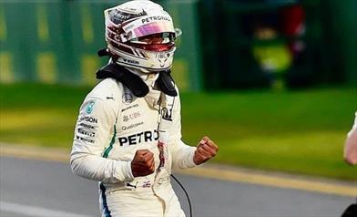 Hamilton, super pole ma domani sarà più difficile  - Hamilton, super pole ma domani sarà più difficile