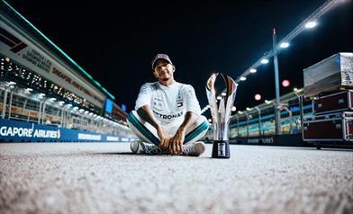 Hamilton: Voglio ancora più successo, sono pronto ad attaccare