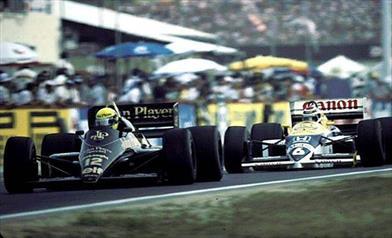 Hungaroring 1986