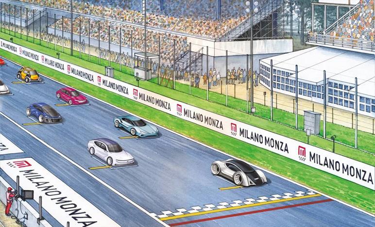 Il Milano Monza Motor Show annuncia la partnership con Sky