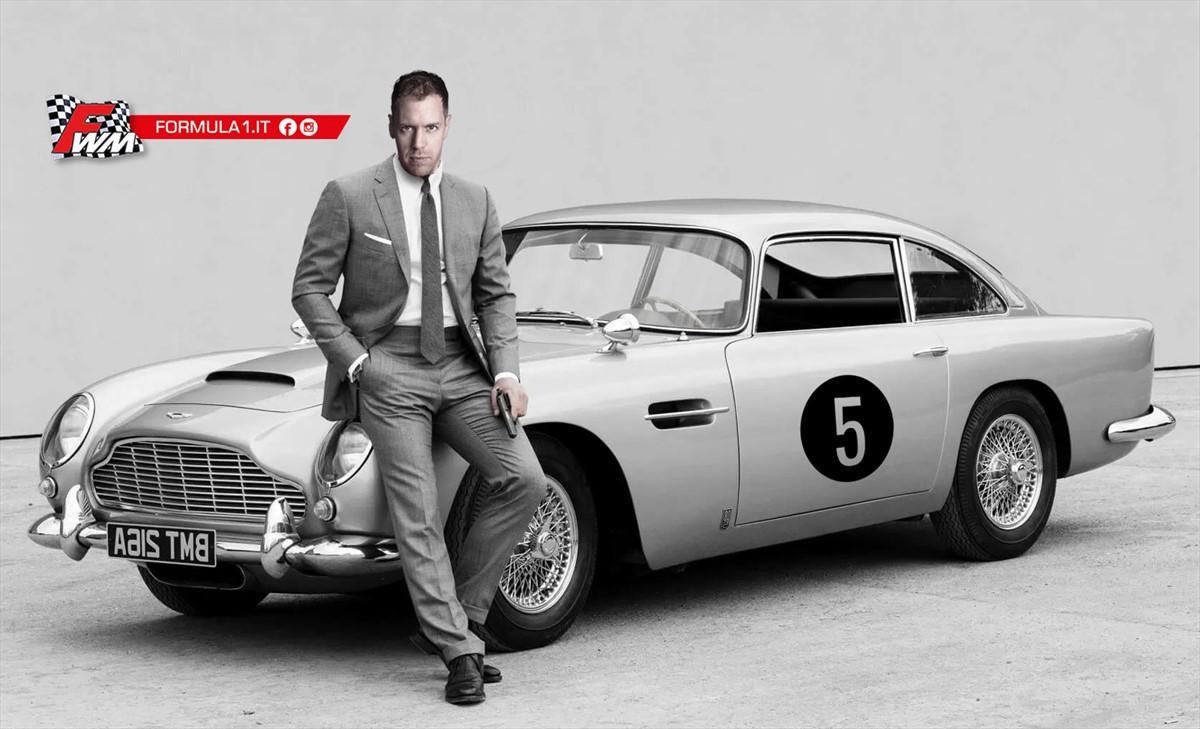 Il mio nome è Vettel, Seb Vettel: ufficiale, il Tedesco in Aston Martin dal 2021