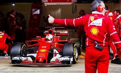 Il motore Ferrari è migliore di quello Mercedes