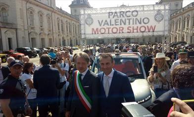 Il Salone dell'Auto all'aperto Parco Valentino nel 2020 si svolgerà in Lombardia