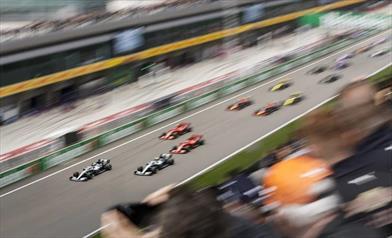 Il tema per Windows 10 della stagione 2019 di Formula1