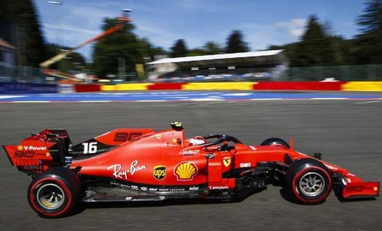 Il venerdì in Belgio: Leclerc fa il vuoto, ma bisogna lavorare sul passo gara