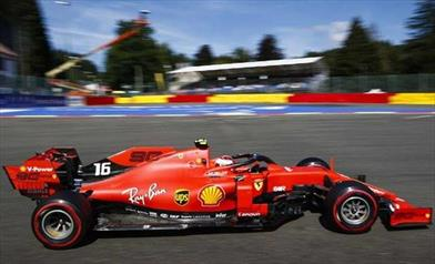 Il venerdì in Belgio: Leclerc fa il vuoto, ma bisogna lavorare sul passo gara - Il venerdì in Belgio: Leclerc fa il vuoto, ma bisogna lavorare sul passo gara