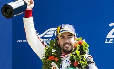 Immenso Alonso, vince LeMans da debuttante ed ora vuole la Indy500