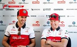 Imola porta bene alla Alfa Romeo