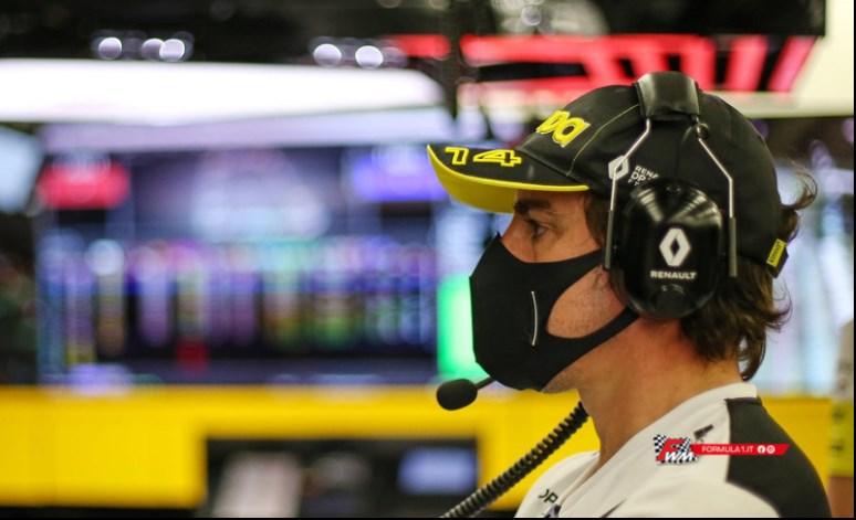 Incidente in bici per Alonso: sta bene ma forse qualche frattura