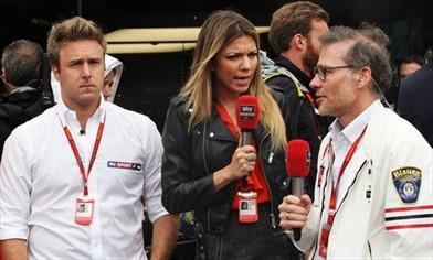 Jacques Villeneuve bandito dai box Williams