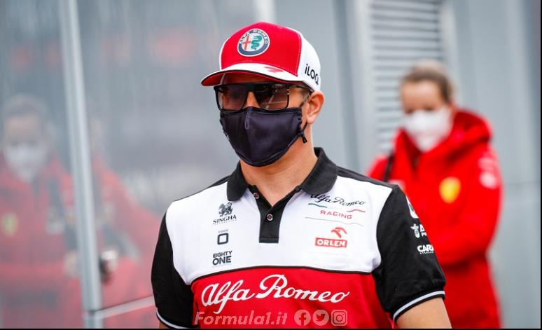Kimi Raikkonen annuncia il suo ritiro